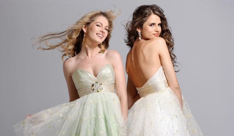 Expressions In Silk Bridal Prom
